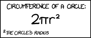 Assume r' refers to the radius of Earth Prime, and r'' means radius in inches.