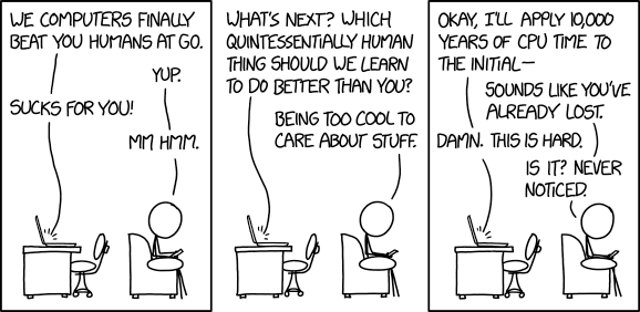 It's hard to train deep learning algorithms when most of the positive feedback they get is sarcastic.